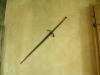 Ett svärd som upphittades i Revsundssjön