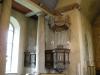 en av de inventarier som finns kvar från den gamla kyrkan