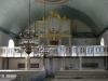 eget foto på orgelläktaren