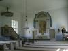 Interiör Gillhov kyrka