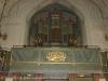 Bureå kyrka. Orgeln.