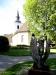 1994 inre renovering med bl.a. ett fristående altare och nya kyrkbänkar Sep 2010