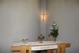 altaret och predikstolen.