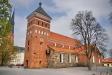 Helga Trefaldighets kyrka maj 2013