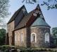 Runsten i Gamla Uppsala kyrka