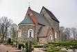 Gamla Uppsala kyrka maj 2013