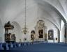 Tillinge kyrka på 90-talet. Foto: Åke Johansson.