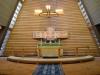 Altartavla i trärelief