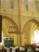 Nya orgeln från 1970-talet står i södra sidoskeppet