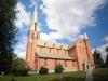 Orgeln i södra tvärskeppet tillkom på 1880-talet