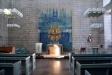 ´De tolv apostlarna´ altarbonad av Anna-Lisa Odelquist-Kruse