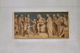 En av tavlorna som satt i altarringen tidigare. De är målade av Pehr Hörberg
