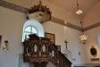 Predikstol med ursprung 1635