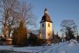 Östra Eneby kyrka 19 mars 2011