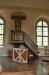 Dopfunt från 1100-talet och rester från ett altarskåp från 1480-90