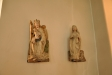 Läktarbarriärens målning ´konung Davids orkester´ är utförd av O Littorin