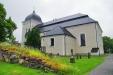 Kimstads kyrka juli 2015