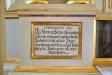 Text på altaruppsatsen
