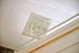 En sparad ruta som visar de gamla takdekorationerna