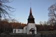 Simonstorp kyrka 12 mars 2012