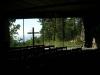 Altarfönster ut mot naturen