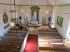 Överblicksbild från orgelläktaren.