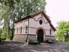 Här vilar kyrkan