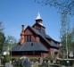 Huskvarna kyrka. Foto: Åke Johansson.