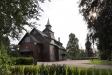 Huskvarna kyrka 8  augusti 2014
