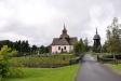 Hakarps kyrka 8 augusti 2012
