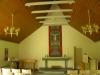 Gobeläng som altartavla