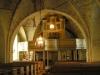 Predikstol från 1653 är gjord av Nils Bratt