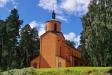 Tranås kyrka juli 2012