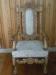 Fin stol