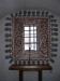 Gammalt fönster i sakristian
