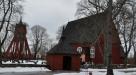 En spännande kyrka
