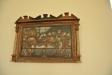 Altartavla från förra kyrkan ´Nattvardens instiftande´