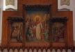 Malmö. Mittskeppet och altaret med altartavla i jugendstil. Foto: (c) Kerstin P.
