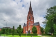 Allhelgonakyrkan juli 2015