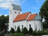 Nörra Åsum kyrka - juli 2012