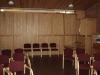 Kyrkorummet rymmer ca 50 personer.