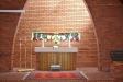 Altaret och koret