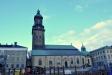 Christinae kyrka 23 januari 2015