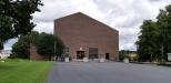 Kyrkobyggnaden juli 2020
