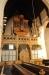 Orgeln i norra vingen