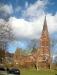 Örgryte nya kyrka 7 april 2012