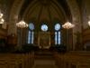 Den berömda Willisorgeln på kyrkans norra läktare
