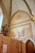 Rester av dekormålningar av Edvard Bergh och Caleb Althin