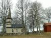 Eker kyrka den 6 april 2011