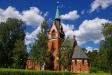 Längbro kyrka juni 2011